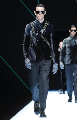 EMPORIO ARMANI MENSWEAR FALL WINTER 2018 MILAN81