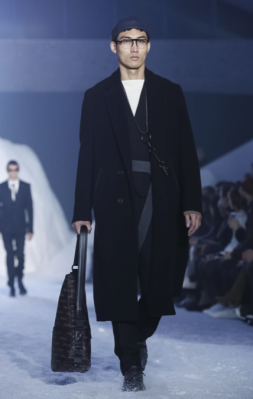 ERMENEGILDO ZEGNA MENSWEAR FALL WINTER 2018 MILAN14