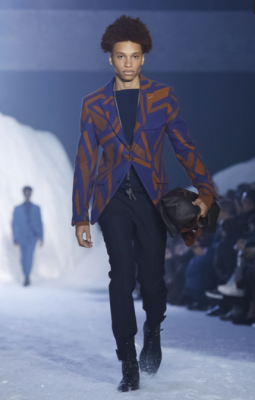 ERMENEGILDO ZEGNA MENSWEAR FALL WINTER 2018 MILAN45