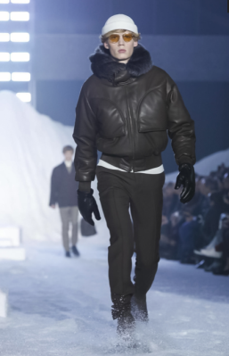 ERMENEGILDO ZEGNA MENSWEAR FALL WINTER 2018 MILAN5