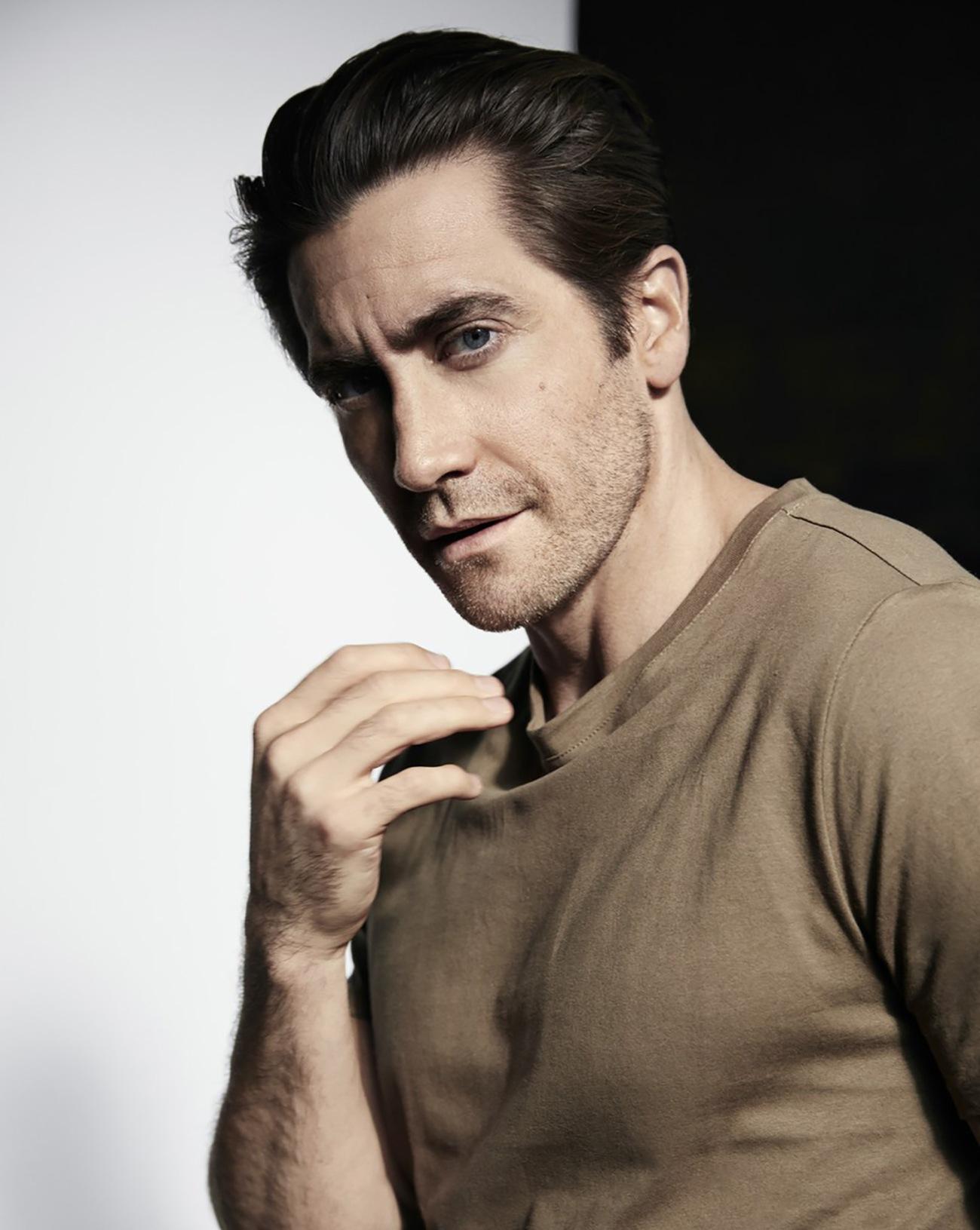 Jake Gyllenhaal GQ Australia February 20186