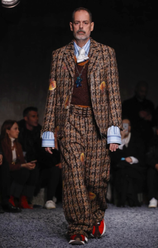 MARNI MENSWEAR FALL WINTER 2018 MILAN44