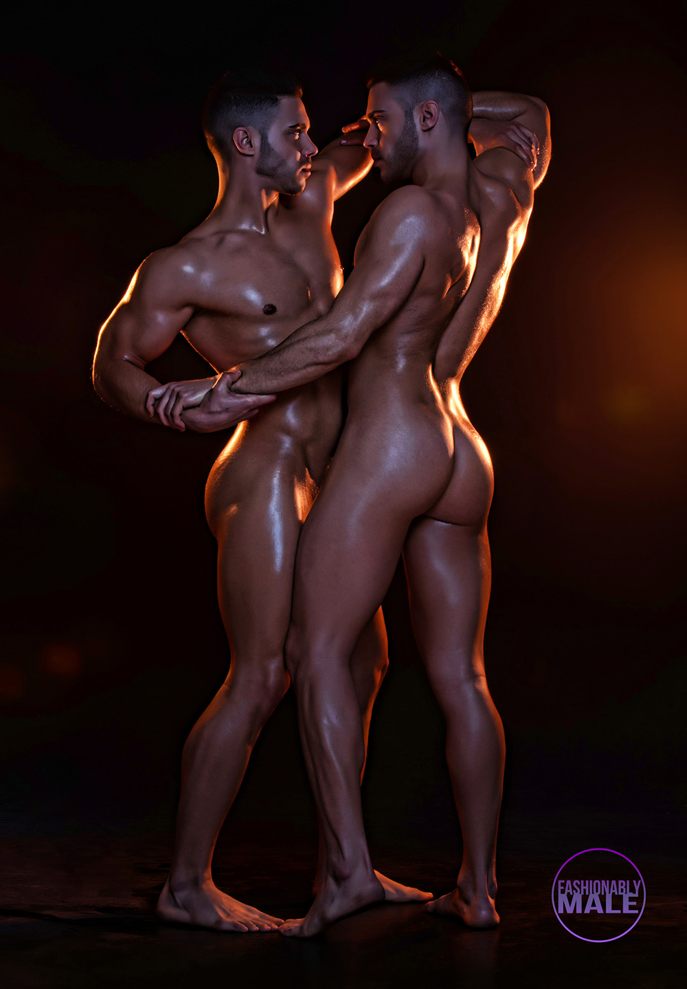 gay male muscle studs