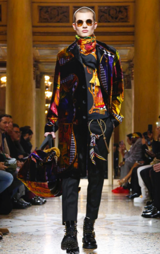 VERSACE MENSWEAR FALL WINTER 2018 MILAN26