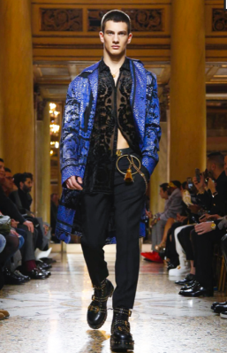VERSACE MENSWEAR FALL WINTER 2018 MILAN47