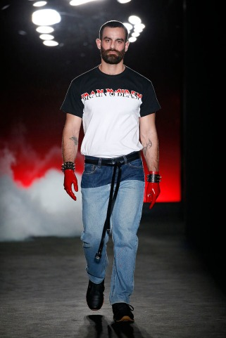 Brain & Beast 080 Barcelona Fashion Fall/Winter 2018-2019