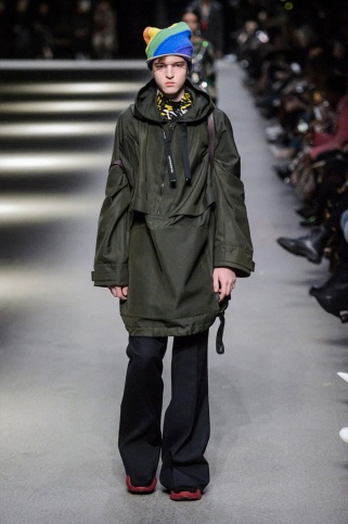 BURBERRY MEN FALL WINTER 2018 LONDON17