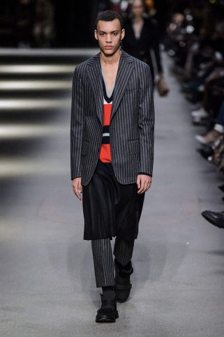 BURBERRY MEN FALL WINTER 2018 LONDON18