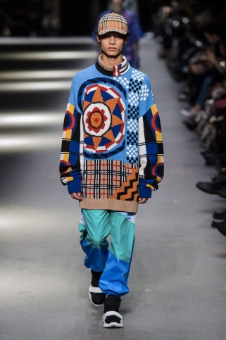 BURBERRY MEN FALL WINTER 2018 LONDON24