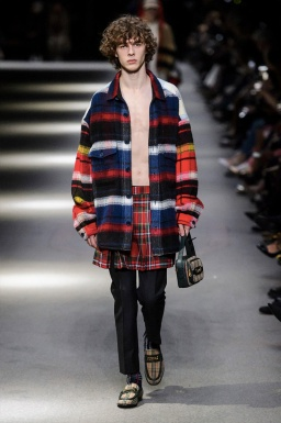 BURBERRY MEN FALL WINTER 2018 LONDON4