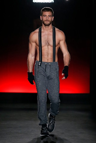 ES Collection 080 Barcelona Fashion Fall/Winter 2018-2019