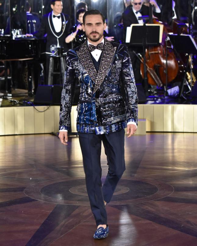 Dolce&Gabbana Alta Sartoria - New York April 201821