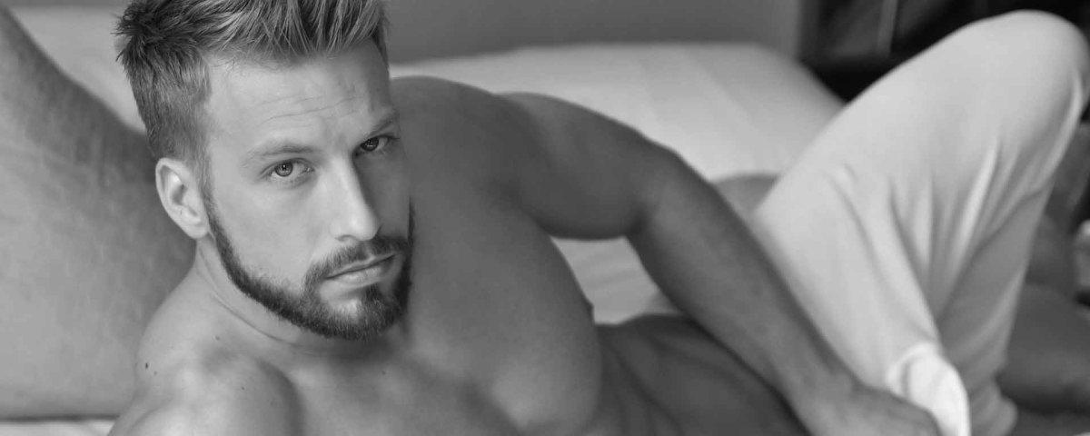 Joem Bayawa presents gorgeous model: Nathaniel Bell - Exclusive